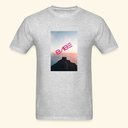 Mountain Of BABE - Men's T-Shirt