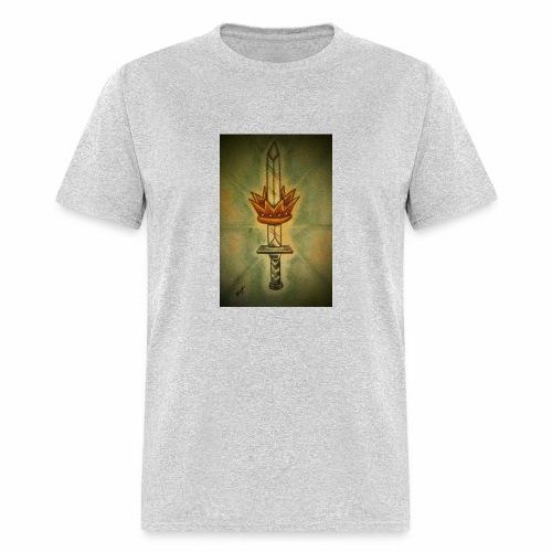 received 213912709372361 sword of life - Men's T-Shirt