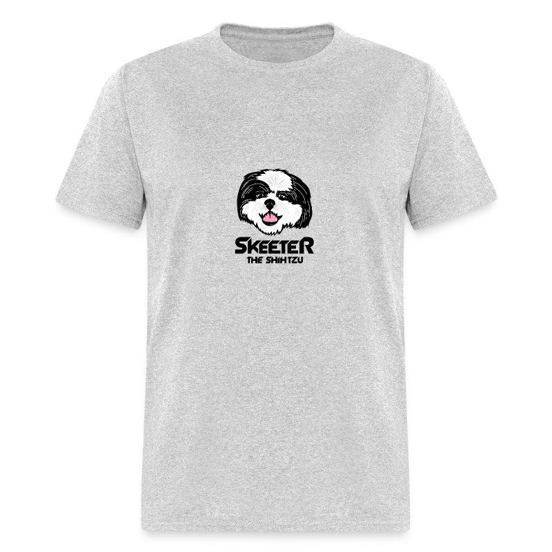 Skeeter Super Hero Full - Men's T-Shirt
