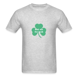 Rub me for luck - Men's T-Shirt
