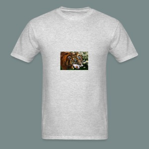 Tiger flo - Men's T-Shirt