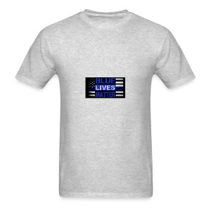 blue-lives-matter-membership-1-1024x538 - Men's T-Shirt