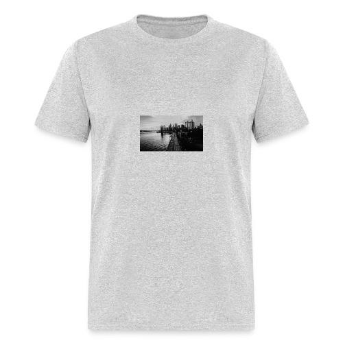 Manhattan Bridge Walkway T-shirt - Men's T-Shirt