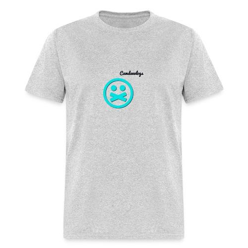 long sleeve all white athletic shirt - Men's T-Shirt