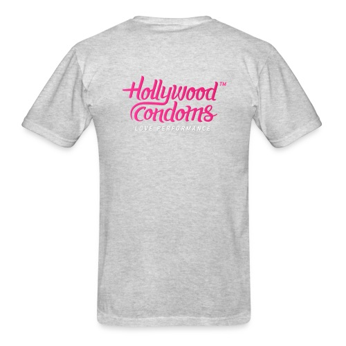 Hollywood Condoms™ - Love Performance - Men's T-Shirt