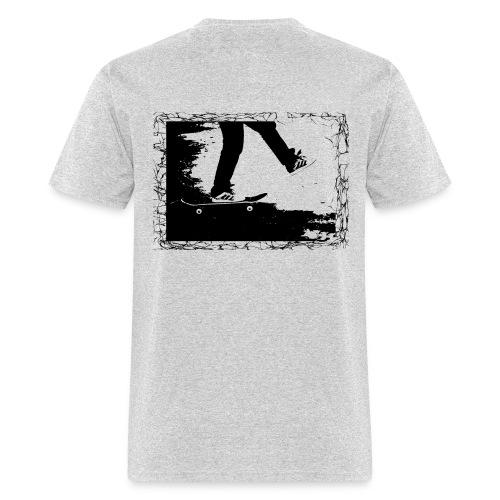 Skateboard - Men's T-Shirt