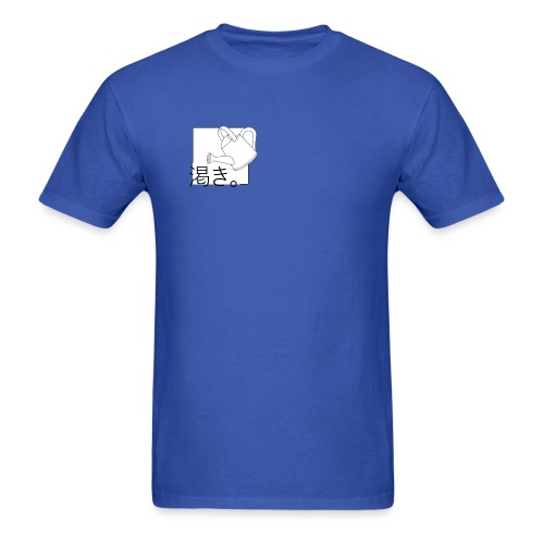 thirst. - Men's T-Shirt