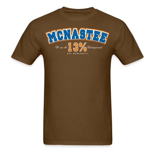 mcnasteeathletictee - Men's T-Shirt