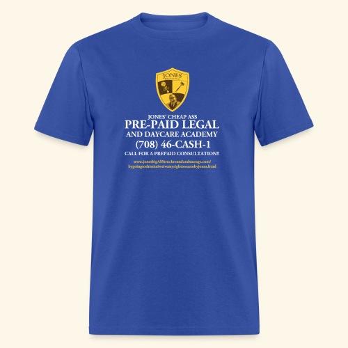 jcapl4color 1 - Men's T-Shirt
