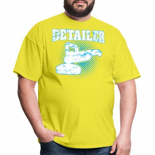 AUTO DETAILER SHIRT | CAR DETAILING - Men's T-Shirt