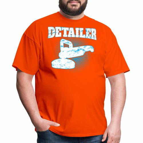 AUTO DETAILER SHIRT   CAR DETAILING - Men's T-Shirt