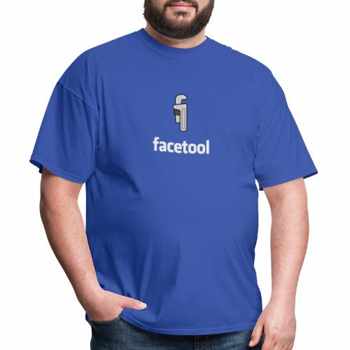 facetool - Men's T-Shirt
