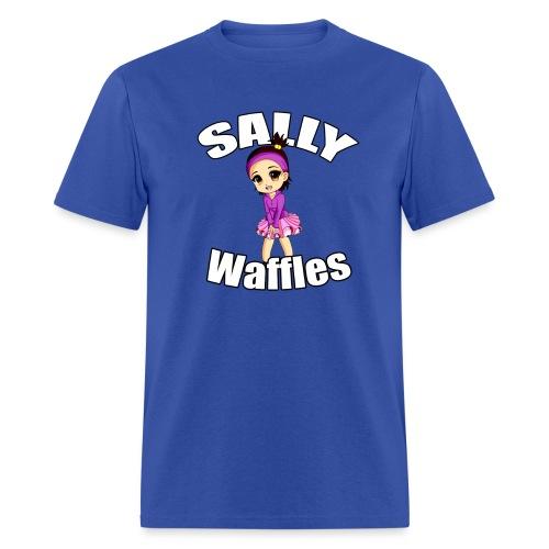 Sally Waffles - Men's T-Shirt