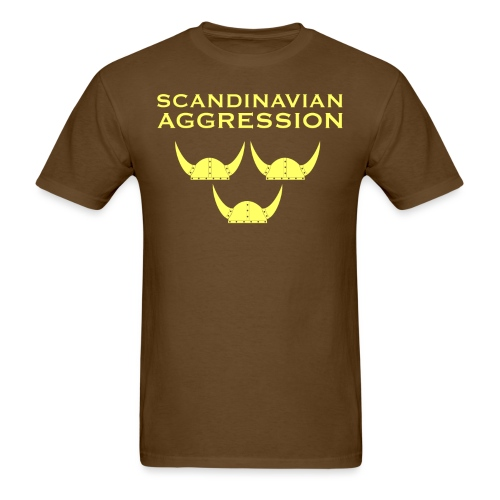 Tre Hjälmar Single-Sided T-Shirt - Men's T-Shirt