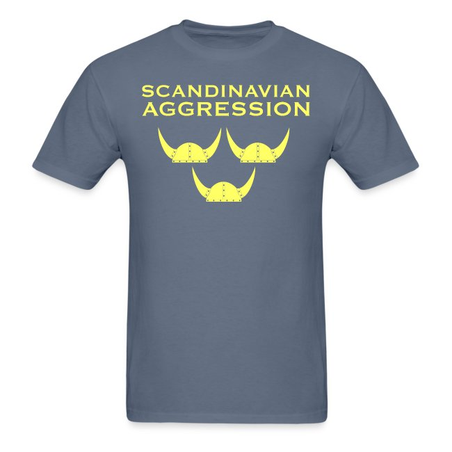 Tre Hjälmar Single-Sided T-Shirt
