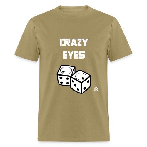 Crazy eyes Diceb final - Men's T-Shirt