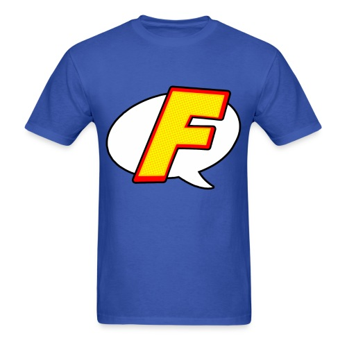 Fanftastic Forum Logo - Men's T-Shirt
