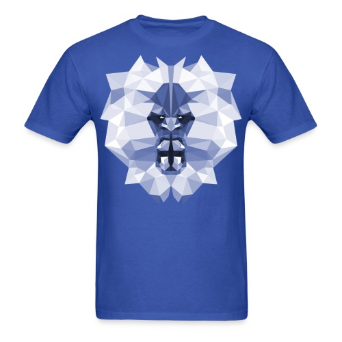 yeti2 png - Men's T-Shirt