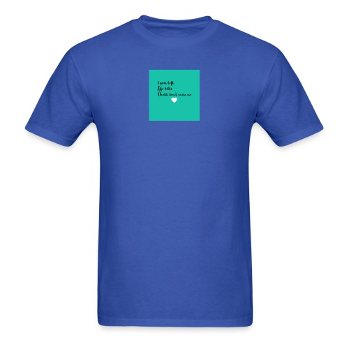 My thoughts - Men's T-Shirt