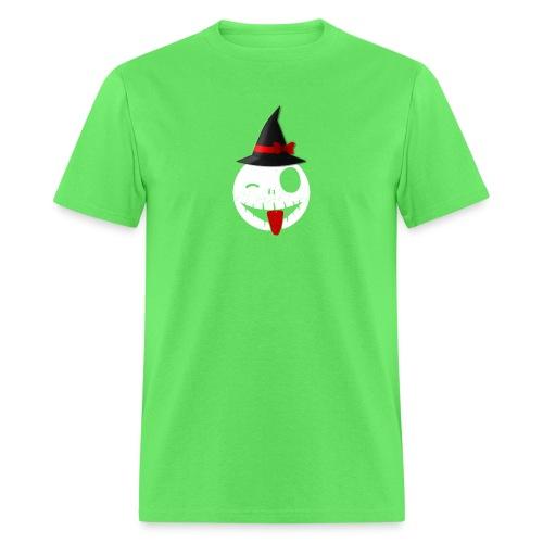 Halloween Emoticon - Men's T-Shirt