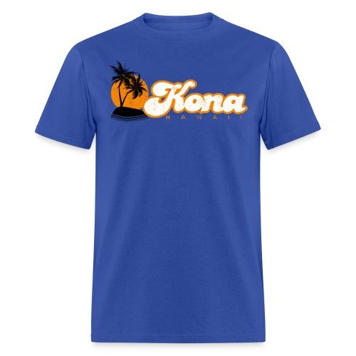 Kona Hawaii - Men's T-Shirt