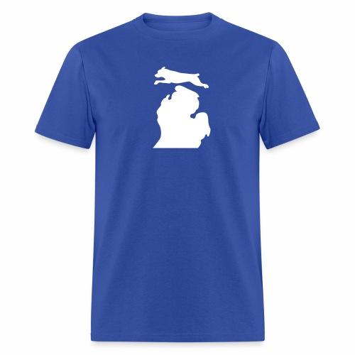 Rottweiler Bark Michigan Children's shirt - Men's T-Shirt