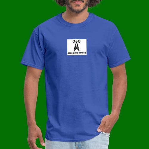 Sick Boys Radio Tower - Men's T-Shirt