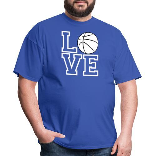 Love & Basketball - Men's T-Shirt
