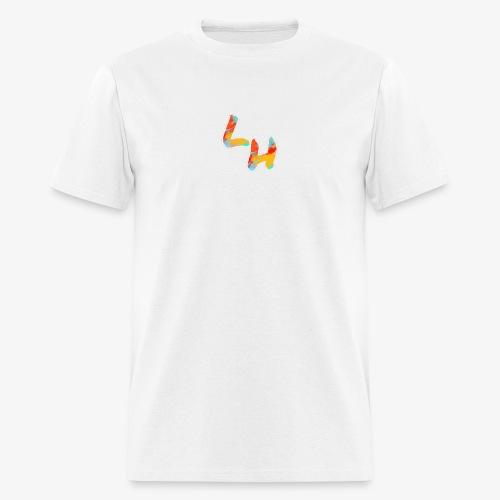 Los Hermanos Logo - Men's T-Shirt