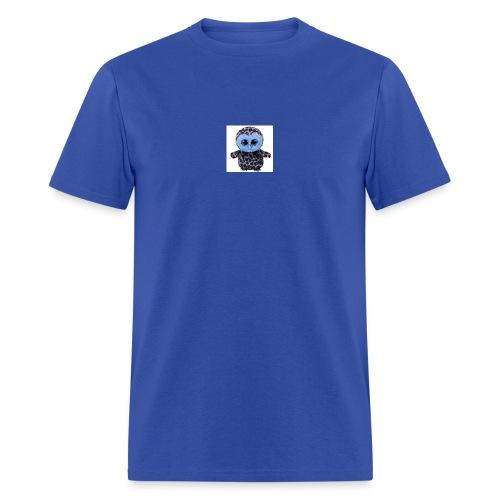 blue_hootie - Men's T-Shirt