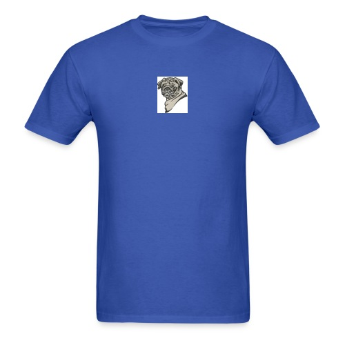 Pug shirt and hoosie - Men's T-Shirt