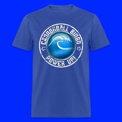 Vintage Tsunami Power-Up Tee - Men's T-Shirt