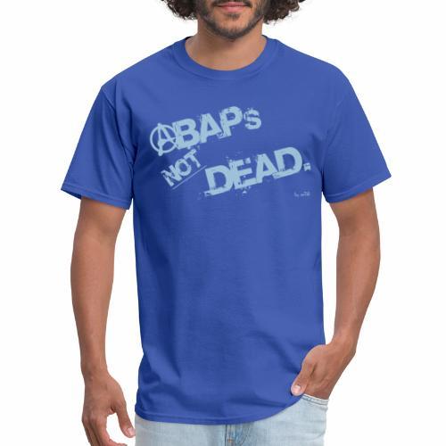 ABAPsNotDead light blue - Men's T-Shirt