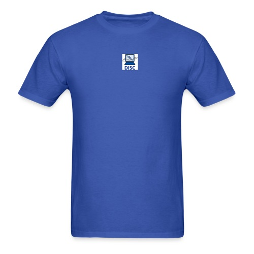 LogoColorTextBelow Email jpg - Men's T-Shirt