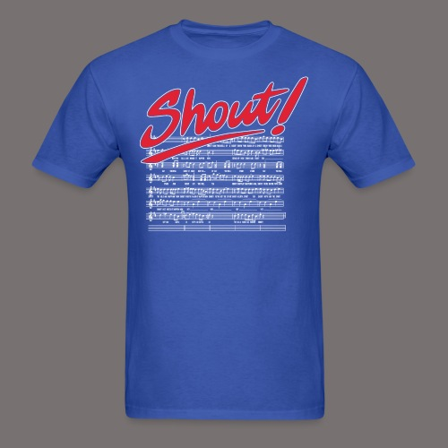 Shout - Men's T-Shirt