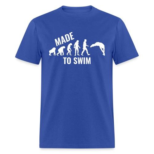 Made To Swim - Men's T-Shirt