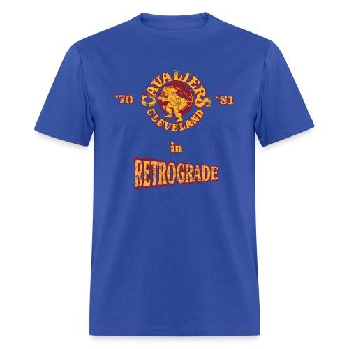 Warriors sending the Cavs back in time . '70/'81 - Men's T-Shirt