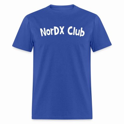 nordxlettres2 png - Men's T-Shirt