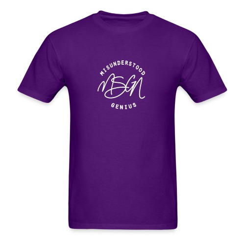 MSGN Logo - Men's T-Shirt