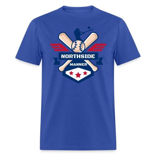 Northside Manner - Men's T-Shirt