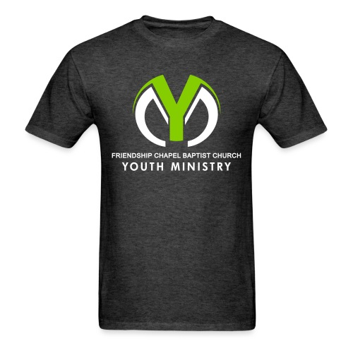 Youth Ministry Logo - Men's T-Shirt