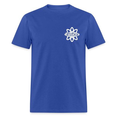 Team Fusion Logo - Men's T-Shirt