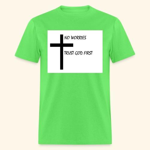 No Worries - Men's T-Shirt