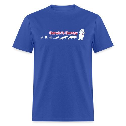 darwin - Men's T-Shirt