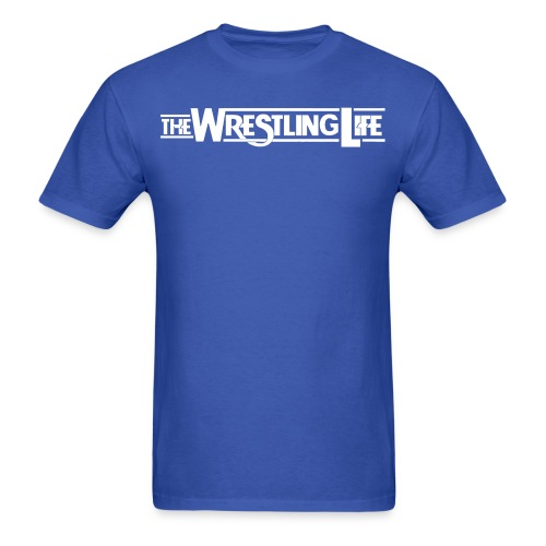 twrestlinglifemania - Men's T-Shirt