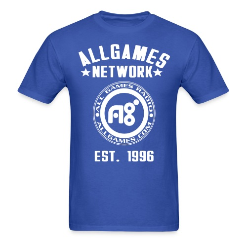Roots of AllGames - Men's T-Shirt