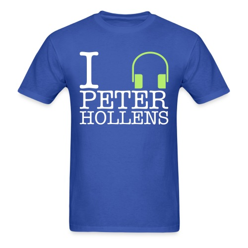 peter hollens2 - Men's T-Shirt