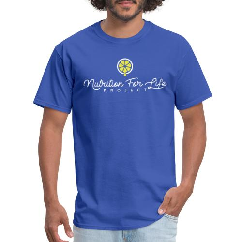 Nutrition For Life Project - Men's T-Shirt