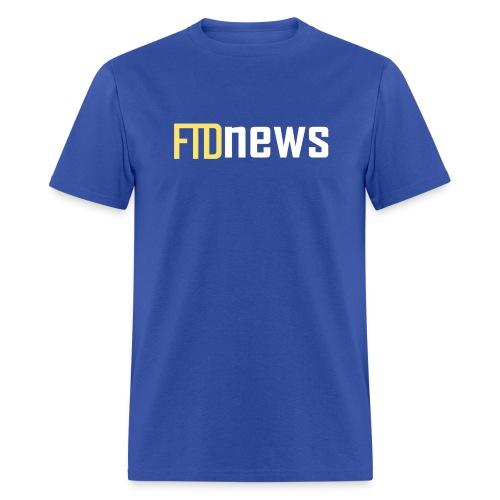 ftdnews png - Men's T-Shirt