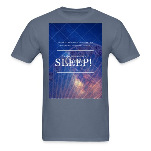 Sleep Galaxy by @lovesaccessories - Men's T-Shirt